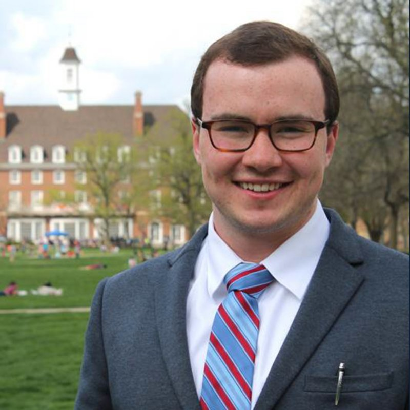 Thomas Dowling, Political Science major, is named a Rhodes Scholar