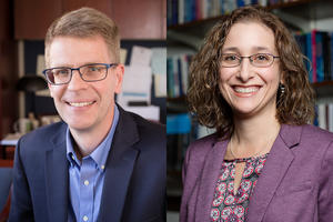 For their latest book William Bernhard and Tracy Sulkin studied 20 years of data on the U.S. House of Representatives. They discovered five distinct legislative styles that describe the ways that members of Congress focus their time, effort and resources.