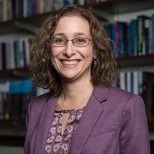 Congratulations to Dr. Tracy Sulkin who was named a Richard and Margaret Romano Professorial Scholar. The appointment recognizes Dr. Sulkin for her research achievements and her leadership role on campus.
