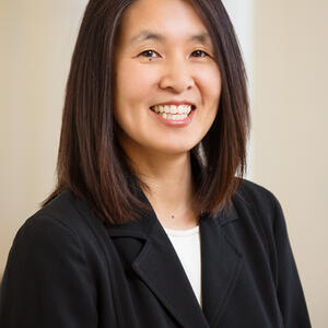 Photograph of Wendy Cho