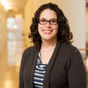 2018 Clarence A. Berdahl Award for Excellence in Undergraduate Teaching winner Dr. Alicia Uribe-McGuire.